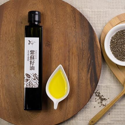 神.紫蘇籽油-200ml